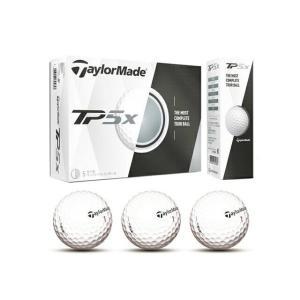 テーラーメイド TP5X ゴルフ ボール 1ダース 12個入 TaylorMade