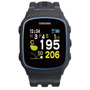 グリーンオン ザ・ゴルフウォッチ ノルム2 G018B ゴルフ GPS 距離計 時計 ナビ GPSナビ みちびき GREEN ON|アルペン PayPayモール店