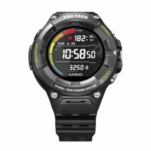 カシオ プロトレック WSD-F21HR-BK F21HR ブラック ゴルフ GPS 距離測定器 心...