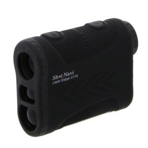 ショットナビ レーザー 距離計 レーザースナイパーX1 (LS X1 FIT) ゴルフ 距離計測器 ...