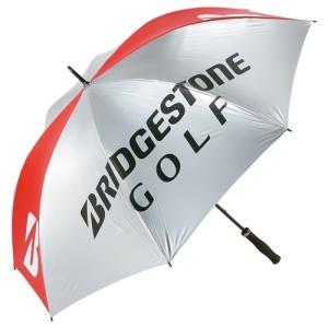 ブリヂストン(BRIDGESTONE) ゴルフパラソル:レッド (UMG51 RD)