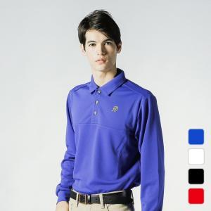 ブリヂストン メンズ ゴルフ 長袖シャツ KGAP1F S 3L 4L 小さいサイズ 大きいサイズ BRIDGESTONE