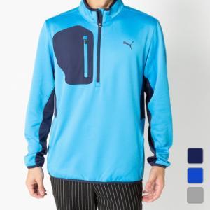 ◇レイヤリングに最適なハーフジップシャツ。◇右胸の切替がアクセント。◇WARM CELLにより衣服内...