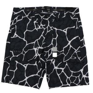 オークリー ゴルフウェア ショートパンツ Skull Breathable Shorts 3.0 FOA400788 4WAYストレッチ 撥水 素材採用 メンズ OAKLEY|アルペン PayPayモール店