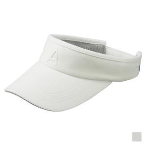 アディダス レディース ゴルフ サンバイザー ADICROSS デボスAロゴバイザー CCR96 a...