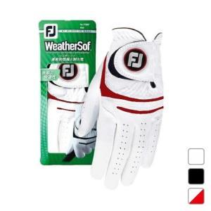 フットジョイ ウェザーソフ FGWF ゴルフグローブ 手袋 左手 メンズ golf5
