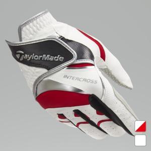テーラーメイド 右手用 ゴルフ グローブ インタークロス 4.0 RH ライトハンド (CCN47)...