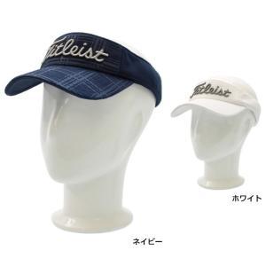 Titleist タイトリスト メンズ ゴルフ 帽子 サンバ...