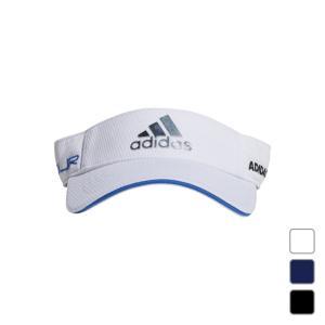 アディダス ゴルフ ツアーメタリックロゴ サンバイザー FM2983 メンズ adidas