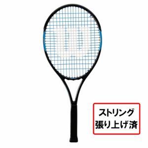 ウイルソン ウルトラ ULTRA 25J WRT216100 ジュニア キッズ・子供 硬式テニス 張...
