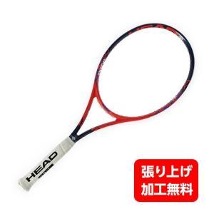 ヘッド グラフィンタッチラジカルMP 232618 硬式テニス 未張りラケット:レッド×バイオレット...