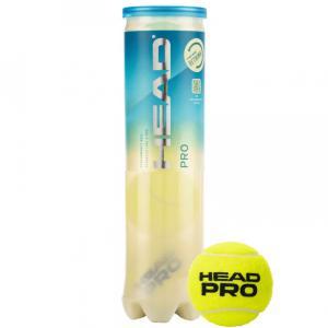 ヘッド 1HEAD PRO 571614 硬式テニス プレッシャーボール HEAD|アルペン PayPayモール店