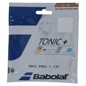 バボラ トニックプラス ボールフィール BA201026 90730 硬式テニス ストリング Bab...