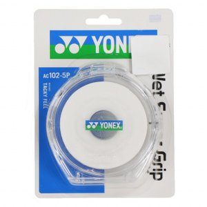 ヨネックス ウェットスーパーグリップ AC102-5P テニス グリップテープ YONEX