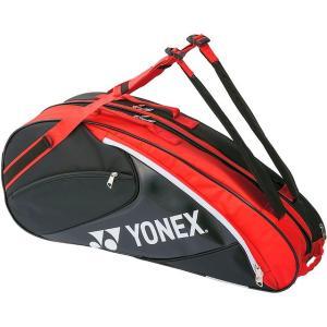 ヨネックス(YONEX) ◆ラケット6本収納可能 ◇上から入るシューズポケット ◇再帰反射 ■アルペ...