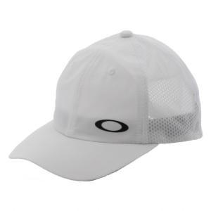 オークリー メンズ テニス ランニング スポーツ バドミントン 帽子 キャップ トレーニング キャッ...