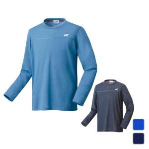 ヨネックス メンズ テニス バドミントン 長袖 ロングスリーブTシャツ フィットスタイル 16468...