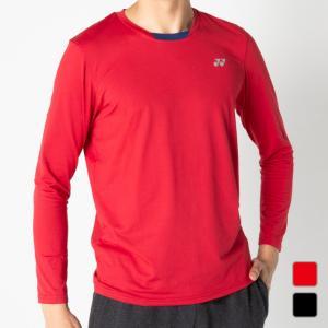 ヨネックス メンズ レディース テニス 長袖Tシャツ ロングスリーブTシャツ フィットスタイル 16...