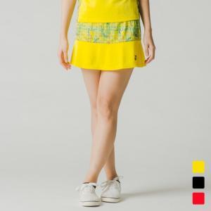 ◇チームウェアに最適スカート(インナースパッツ付)◇UVカット、吸汗速乾、ストレッチ、制電、ポリジン...