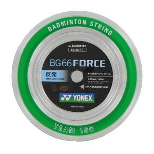 ヨネックス バドミントン ストリング BG66フォース BG66F-1 YONEX|alpen-group