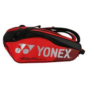 ヨネックス ラケットバック6 BAG1802R 596 バドミントン ラケットケース YONEX|alpen-group