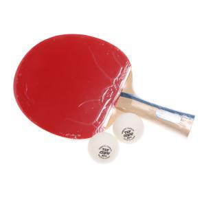 ティエスピー TSP 卓球ラケット シェークハンドタイプ ジャイアントプラス140S レジャー用 25480|alpen-group