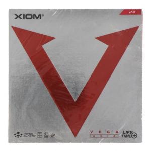 エクシオン ヴェガ アジア 2.0 レッド 卓球 ラバー 裏ソフト 095081 XIOM|alpen-group