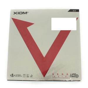 エクシオン ヴェガ アジア 2.0 ブラック 卓球 ラバー 裏ソフト 095081 XIOM|alpen-group