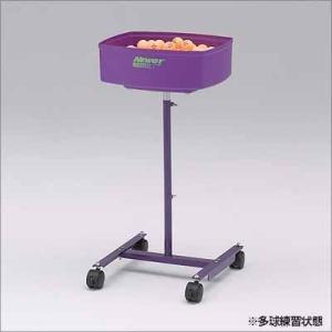 三英 送料込卓球マシン ロボキャディー11-091|alpen-group