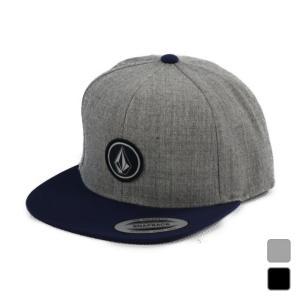 ボルコム メンズ キャップ Quarter Snap Back Hat (D5511561) VOL...