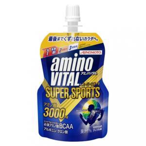 味の素 アミノバイタル ゼリードリンク スーパースポーツ 100g AM6100 トレーニングフード amino VITAL SUPER SPORTS