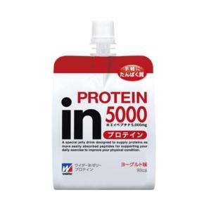 ウイダー inゼリー プロテイン ヨーグルト味 (C6JMM44500) 熱中症 暑さ対策 weid...