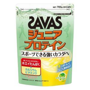 ザバス ジュニアプロテイン マスカット風味 50食分 (CT1028) プロテイン SAVAS|alpen-group