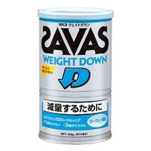 ザバス ウエイトダウン 16食分 (CZ7045) プロテイン SAVAS|alpen-group
