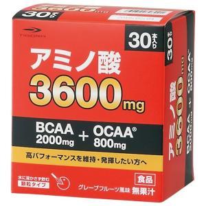 ティゴラ TIGORA アミノ酸3600mg 30本入り TR-3P0025AM 30P