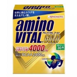 アミノバイタル GOLD 30本入 AM4110 フィットネス 飲食品