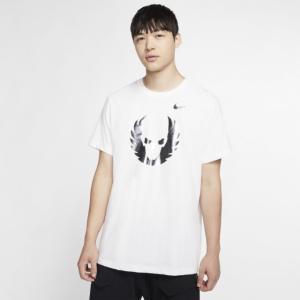 ナイキ メンズ 陸上 ランニング 半袖Tシャツ DRI-FIT DFCT OR PRJT Tシャツ (CN8098 100) : ホワイト NIKE