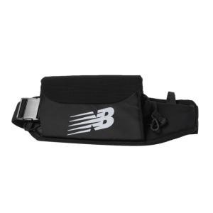 ニューバランス 陸上 ランニング ウエストバッグ (JABR9104 BK) : ブラック New ...