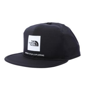 ノースフェイス 陸上 ランニング キャップ TECH LOGO CAP NN02078 K 帽子 :...