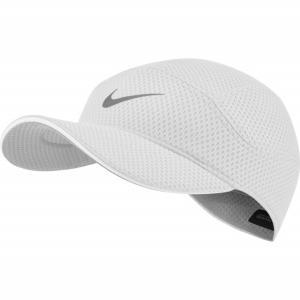 ナイキ 陸上 ランニング キャップ エアロビル テイルウィンド メッシュ キャップ (CI5667 100) 帽子 : ホワイト NIKE