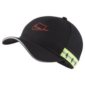 ナイキ 陸上 ランニング キャップ CLC99 ワイルド ラン TRKR キャップ (CI2895 011) 帽子 : ブラック NIKE