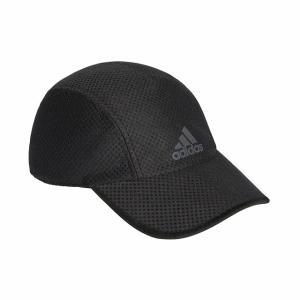 アディダス 陸上/ランニング キャップ ランニング クライマクールキャップ (DUR30 CF9628) : ブラック adidas