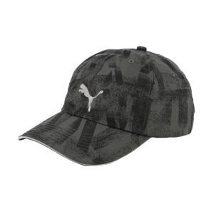 プーマ 陸上 ランニング キャップ ユニセックス ランニングキャップIII (052911 50) 帽子 : グレー PUMA