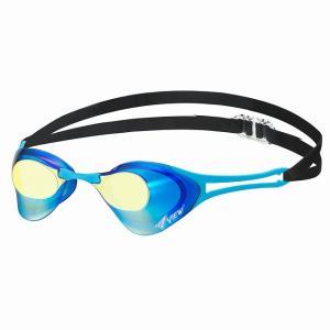 ビュー ブレードゼロ ミラーレンズ (V127MR) 水泳 ゴーグル/小物 BladeZERO VI...