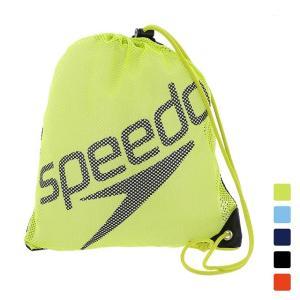 スピード SPEEDO 水泳 プールバッグ メッシュバッグ(M) SD96B07 JB