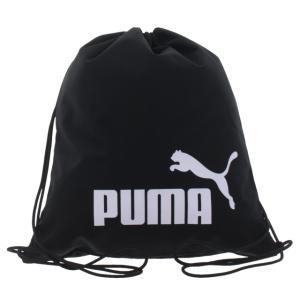 プーマ フェイズ ジムサック 074943 01 14L マルチバッグ : ブラック PUMA