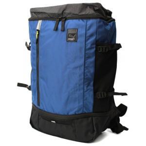 PUMA プーマ バックパック リュック アーバントレーニング ボックスバックパック 容量/30L : ブルー 074576 02