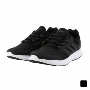 アディダス GLX4 M (BK5132) メンズ 陸上/ランニング ランニングシューズ : ブラック×ブラック adidas