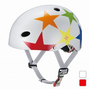 オージーケー カブト FR-KIDS (1787001) バイシクル ヘルメット OGK KABUTOの画像