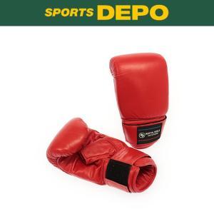 マーシャルワールド Martial World 格闘技 ボクシンググローブ リストベルトパンチンググローブ PG40|alpen-group